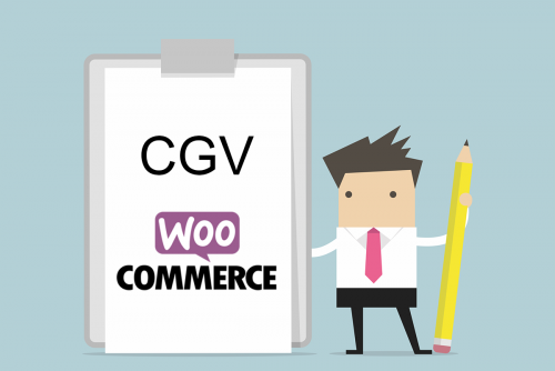 Generation CGV WooCommerce
