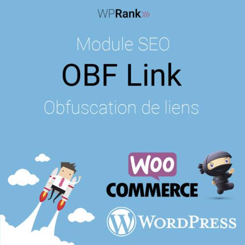 Plugin Obfuscation Liens WordPress WooCommerce