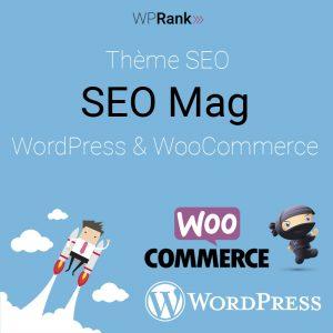 Thème Seo WordPress WooCommerce Seo Mag