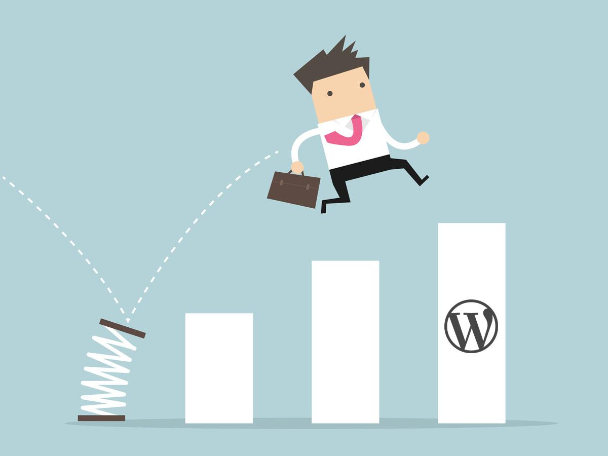 WordPress définition